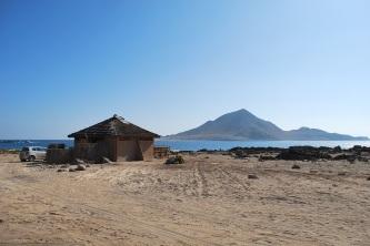 Pan de Azucar cabana, Chile