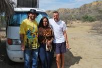 Paul, Ellie and Jeremy, Zorritos, Peru