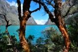 Laguna Chinancocha, Cordillera Blanca,Peru
