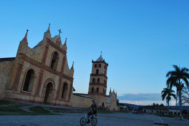 Bolivia missions: San Jose de Chiquitos