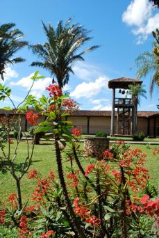 Bolivia missions: San Xavier