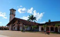Bolivia missions: San Ignacio