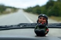 Our companion, Che