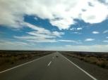 Nandu on the road