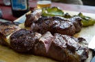 Anyone for steak?