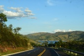 Driving across Brazil