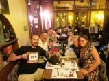 Argentina: drunken nights with Marek, James, Lauren, Rike and Martin.
